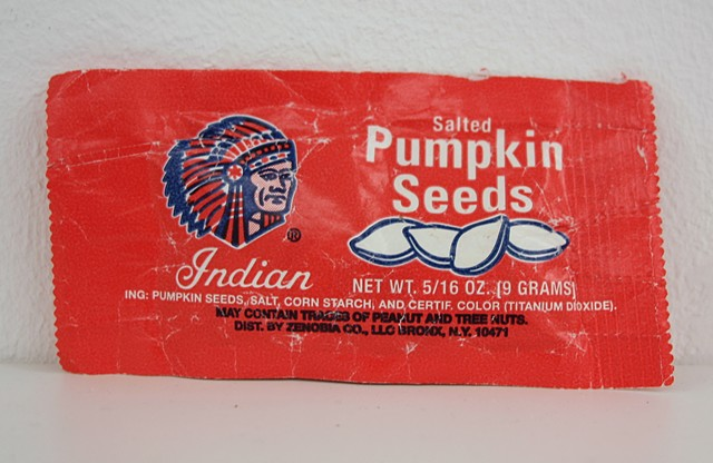 Memory (Pumpkin Seeds)