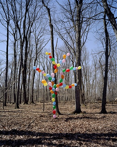 Balloon Tree
