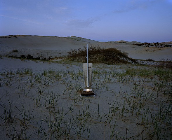 Vacuum on the Dunes