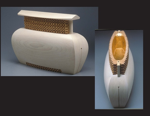 """""""Reliquary l"""", furniture piece by Rich Tannen"""
