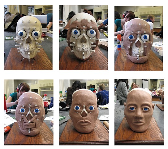 Forensic Reconstruction Series