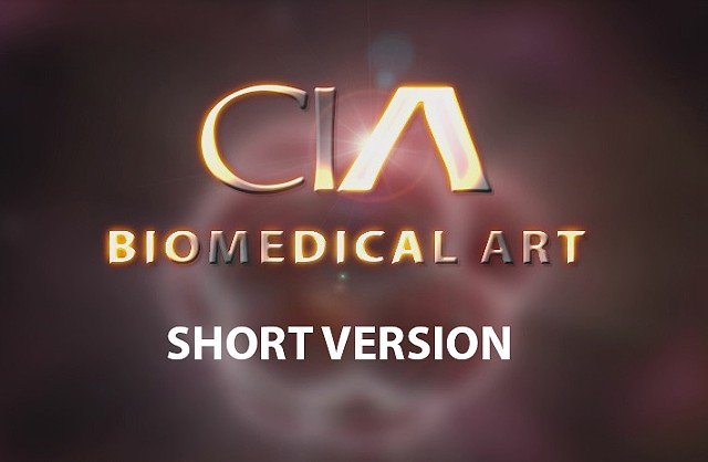 C.I.A. Biomedical Art Student Demo Reel 2012 - SHORT CUT