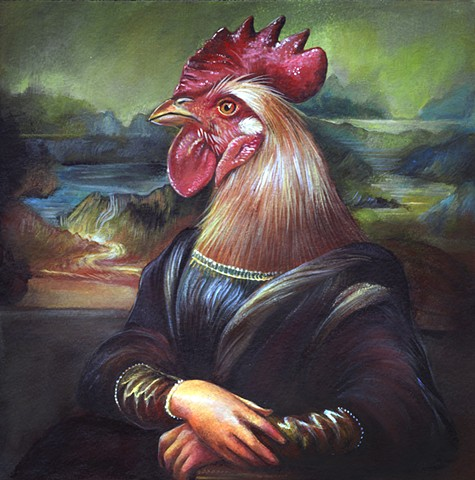 Mona Rooster
