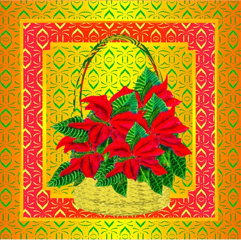 Embellished Christmas Card