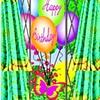 Balloon Birthday Card #2