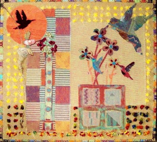 hummingbirds in dream