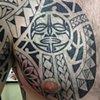 Polynesian inspired half sleeve 1