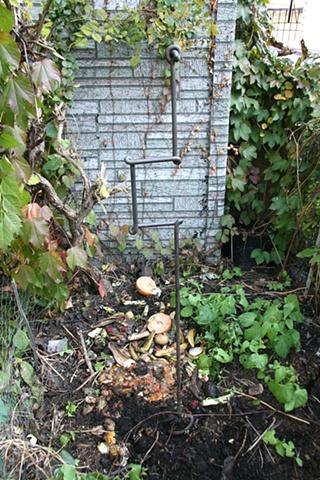 """""""Composting Auger"""""""