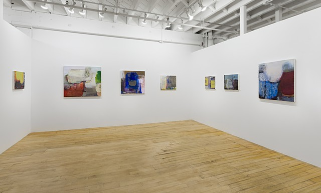 Selected Paintings 1995-2020 at The Painting Center