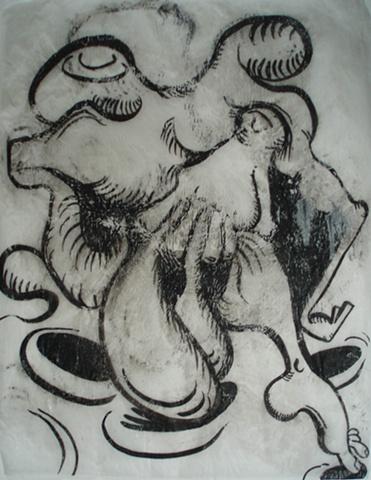 Birth Drawing 4