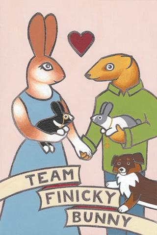 Team Finicky Bunny