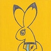 Rabbit in Her Summer Dress