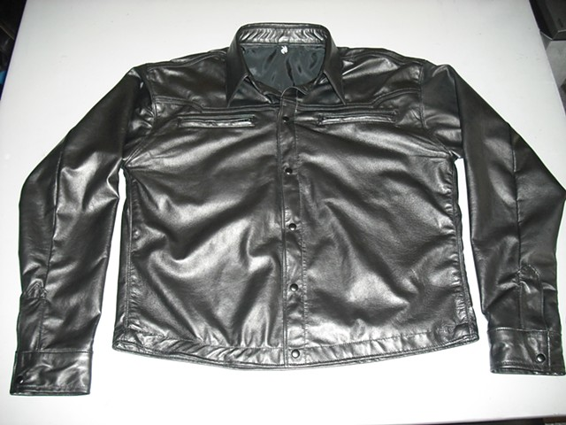 Lambskin Shirt with full liner