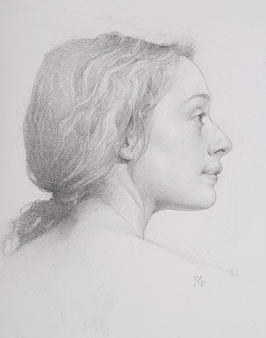 """Portrait of Morgan"""