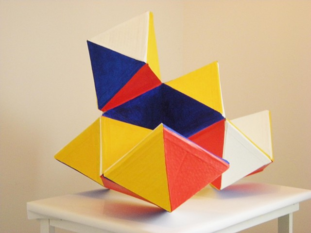 """octahedrons"" (from Structure and Logic 2)"