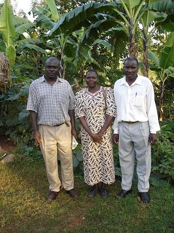 Our Leaders in Kenya