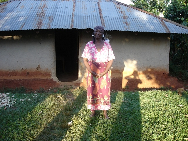 Grandmother of Student + Home
