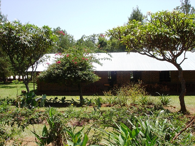 Secondary School Classroom Building with KYS Funds