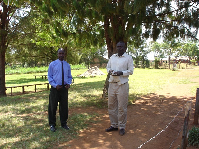 Two Headmasters