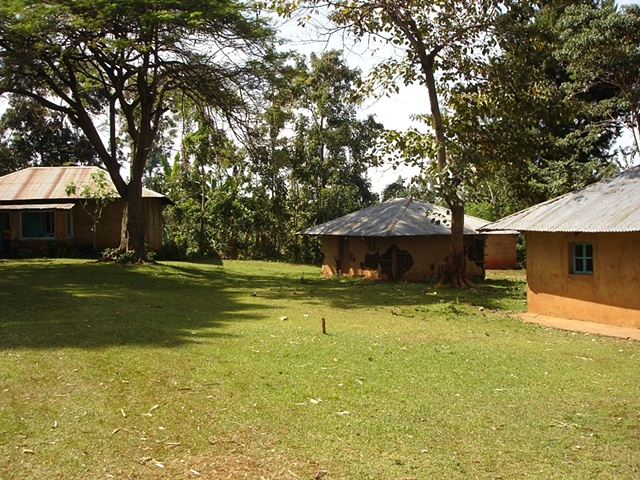 Heather's Ekwanda Home in 2003