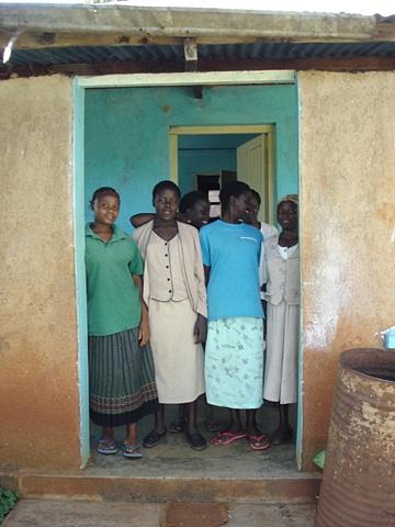 Girl Students 2005