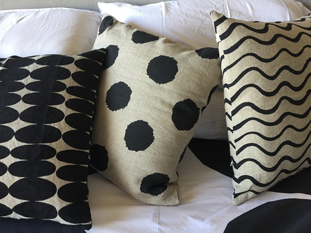 See Design Linen Pillow Covers