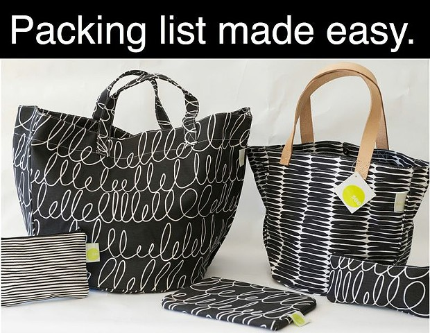 packing list made easy