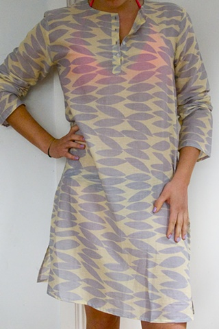 ellipse midlength caftan