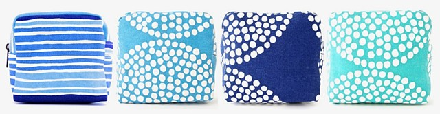 See Design Small Cosmetic Bags