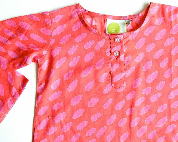 dabs children's caftan