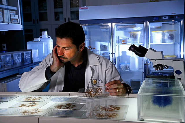 Dr. Jacopo Annese, neuroscientist