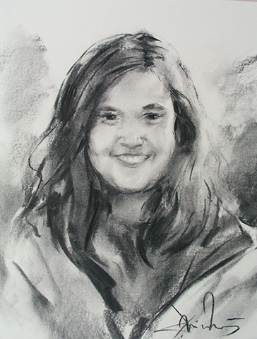 Portrait sketch-II