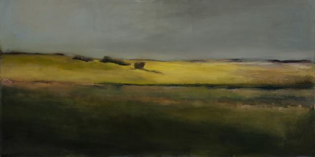 Still Light, Normandy [Private Collection, Ithaca New York]