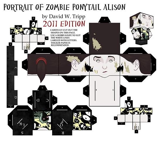 Zombie Alison 2011