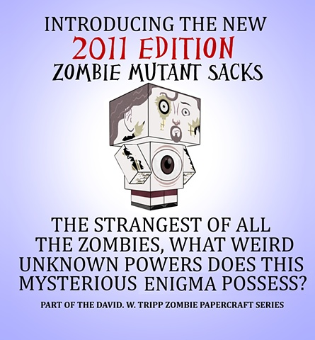 Zombie Sacks 2011 poster