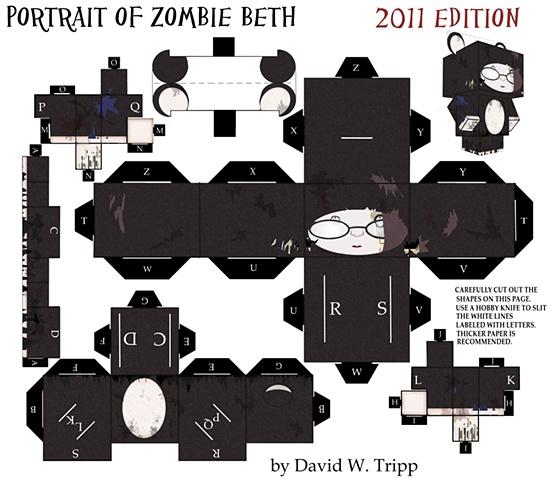 Zombie Beth 2011