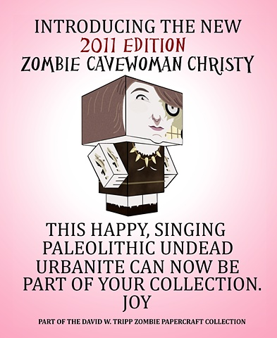Zombie Christy 2011 Poster