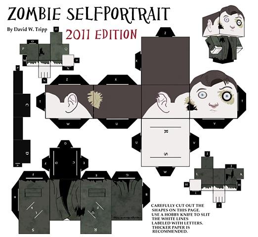 2011 edition Zombie