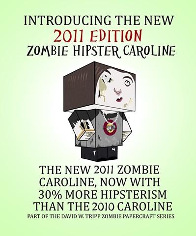 Zombie Caroline 2011 Poster