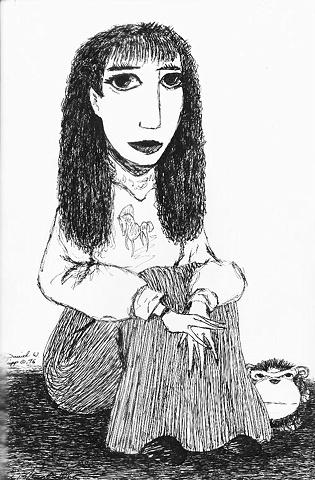 Portrait of Melissa