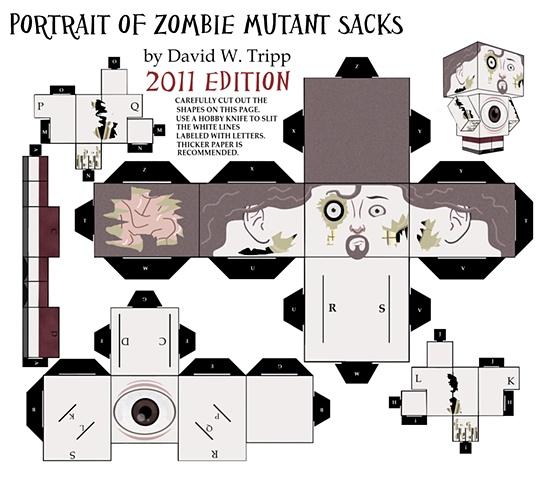 Zombie Sacks 2011