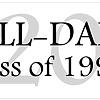 Hall-Dale 20th Anniversary Bumper Sticker