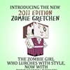 Zombie Gretchen Poster