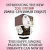 Zombie Christy 2011 Poster