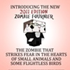 Zombie Fournier Poster