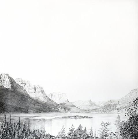 Landscape Simulation: The Shining/Gilligan's Island/Magnum PI
