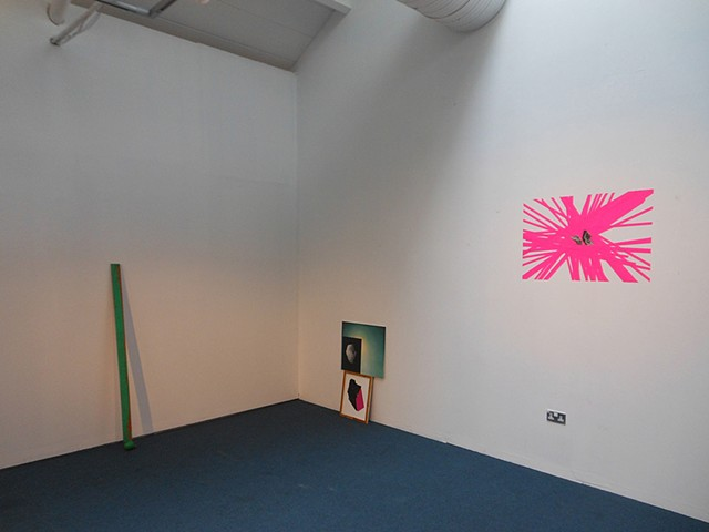 """""""Common Place"""", collaboration with Allen Brewer, EVA International Visual Art Biennial, Istabraq Hall hosted by Occupy Space, Limerick City, Ireland"""