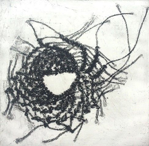 Knotted Nest (Recto)