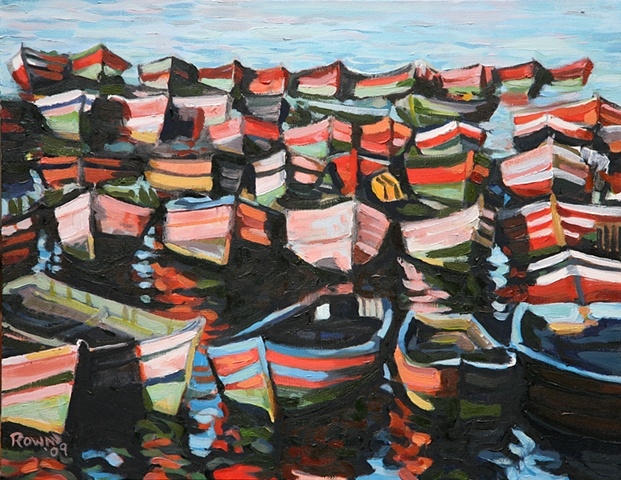 Moroccan Fishing Boats I