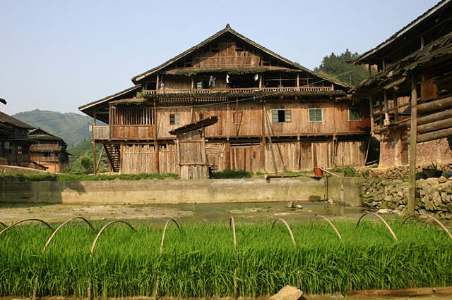 dong Villages - Guangxi